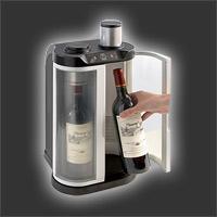 """Мини бар для хранения вина дома на 2 бутылки """"Вайн Арт"""" l Wine Art - EuroCave"""