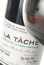 Романе Конти Ля Таш / Romanee Conti + La Tache 1996 1998 1999 2000 2001 2002 2003 2004 2005