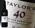 Портвейн 40 лет выдержки - Тейлорс / Taylors Port 40 years