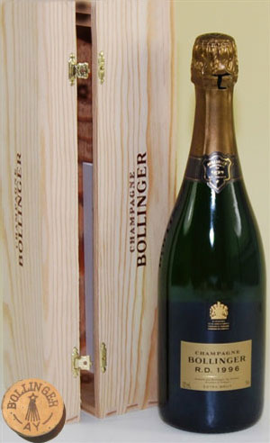 Шампанское Боланже РД 1996 / Bollinger RD 1996 Champagne