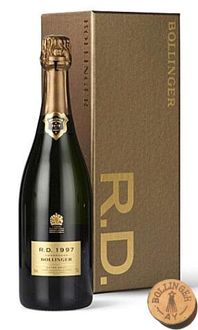 Bollinger RD Champagne 1997 1999 / Шампанское Боланже РД (1,5 литра)
