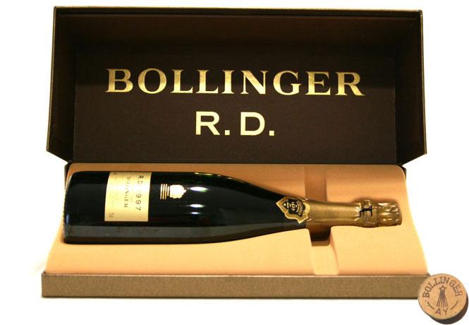 Шампанское 3 литра: Боланже РД - Bollinger RD Champagne 1995 1996 1998 1999 2000