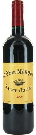 Кло дю Марки 2005 / Chateau Leoville Las Cases - Clos du Marquis