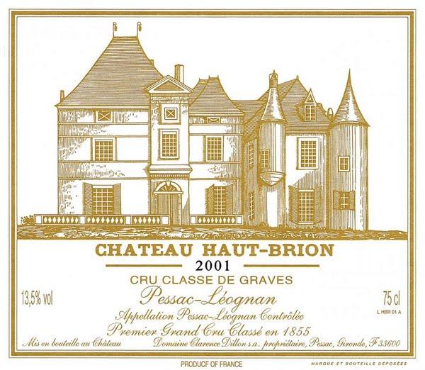 Chateau Haut-Brion / Шато О Брион 1990 1993 1995 1996 1998 2000 2001 2003 2005 2006 2007 2008 2009 2010