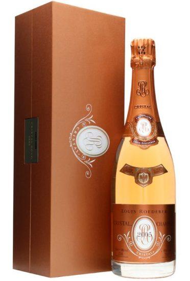 Кристаль Розе - шампанское розовое l Cristal Rose - champagne