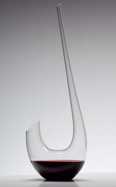 Декантер СВЭН / SWAN - Riedel, Art 2007/02.