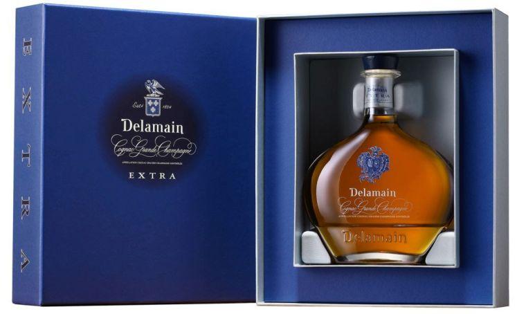 Деламен Экстра коньяк 45 лет выдержки l Delamain Extra Cognac 45 yo