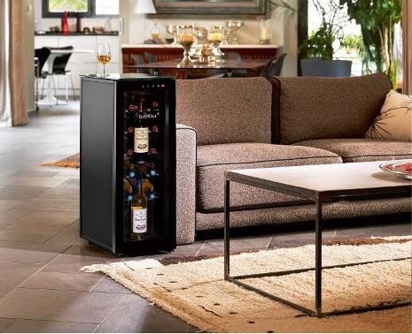 la petite винный шкаф еврокав на 12 бутылок / tete a tete eurocave