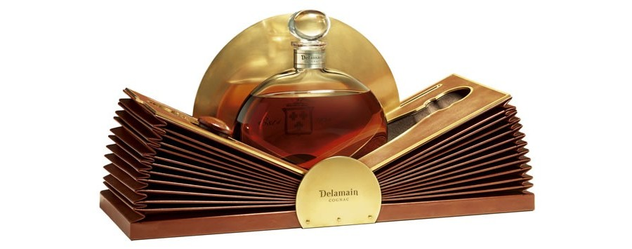 Le Voyage Delamain Cognac in decanter Baccarat / Ле Вояж - Деламен Коньяк