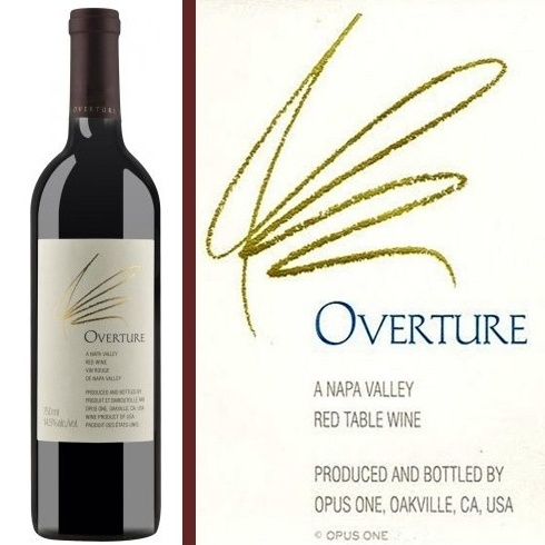 opus one overture 2016