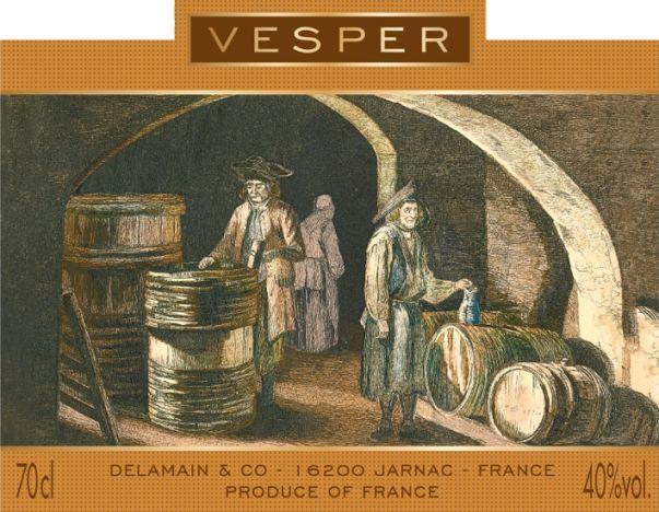 Веспер Деламен коньяк 35 лет l Vesper - Delamain Cognac 35 yo