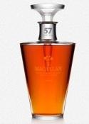 Виски Макаллан 57 лет Лалик l whisky 57 let macallan lalique