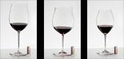 Для красного вина - бокалы ручной работы > Riedel